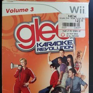 Other - Wii glee karaoke volume 2 & 3 with microphones